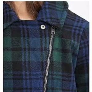 Forever 21 Jackets & Coats - Forever 21 Plaid Overcoat — XS